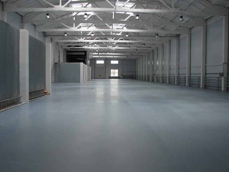Наливные полимерные и бетонные полы