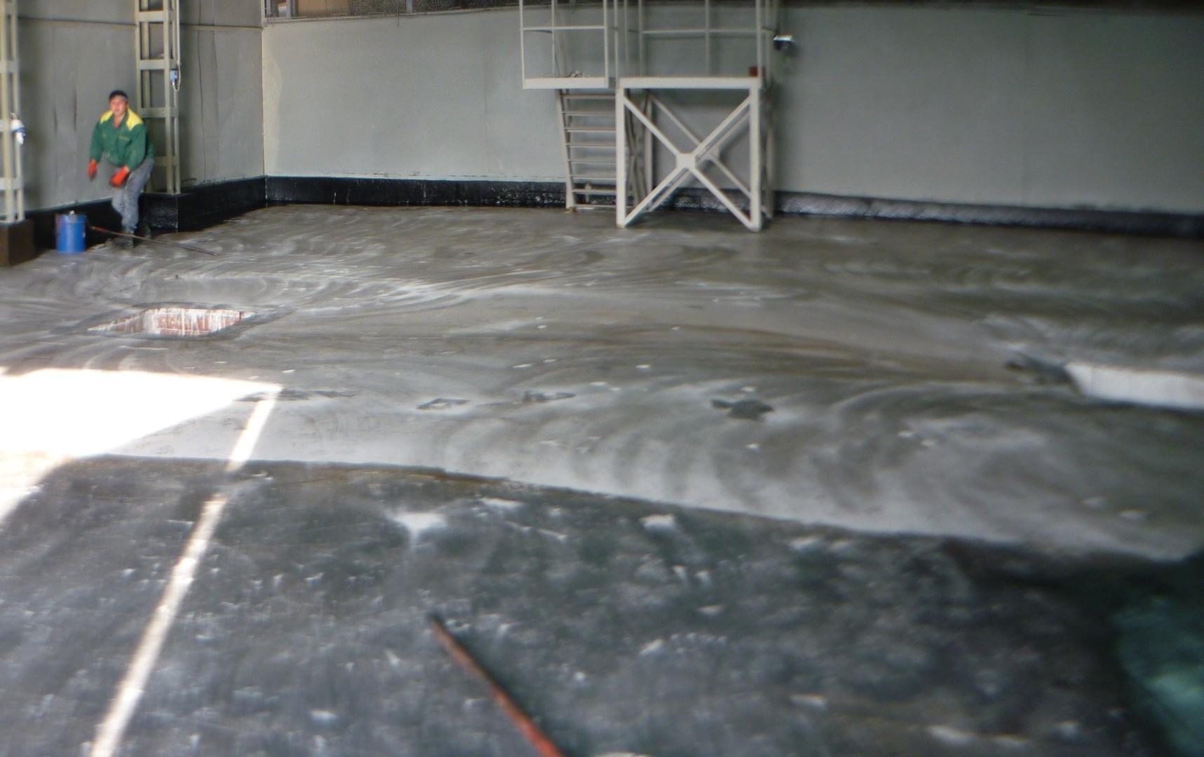 Химически стойкий бетон приготовление транспортировка и укладка бетонной смеси