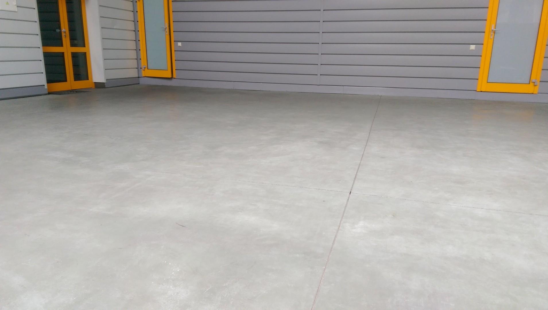 наливной бетон купить