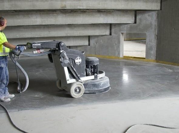 Шлифовальные работы по бетону в москве яйца в строительном растворе